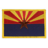 Patch - Arizona State Flag