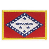 Patch - Arkansas State Flag