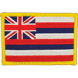 Patch - Hawaii State Flag