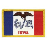 Patch - Iowa State Flag