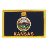 Patch - Kansas State Flag