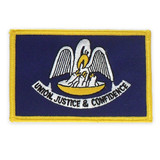 Patch - Louisiana State Flag