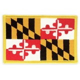 Patch - Maryland State Flag