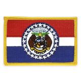 Patch - Missouri State Flag