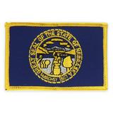 Patch - Nebraska State Flag