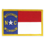 Patch - North Carolina State Flag