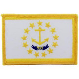 Patch - Rhode Island State Flag