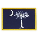 Patch - South Carolina State Flag