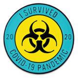 Covid-19 Survivor Lapel Pin