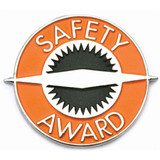 Safety Award Pin