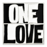 One Love Lapel Pin