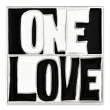 One Love Lapel Pin