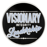 Visionary Leadership Lapel Pin
