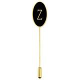 Letter Z Stick Pin