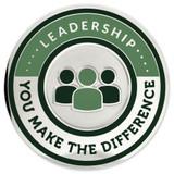 Engravable Leadership Coin