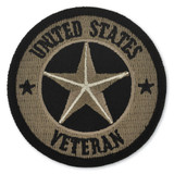 United States Veteran Patch