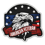 American Veteran Patch