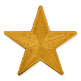 Patch - 3 inch Star