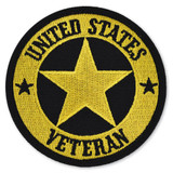 "3"" Inch U.S. Veteran Patch"