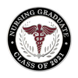 2021 Nursing Graduate Pin