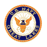 Officially Licensed U.S. Navy Great Lakes Pin