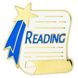 Reading Scroll Pin