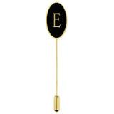 Letter E Stick Pin