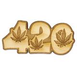 420 Wood Pin