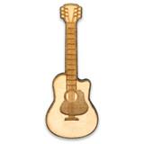Guitar Wood Pin