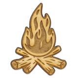 Campfire Wood Pin