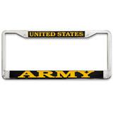 U.S. Army Plate Frame