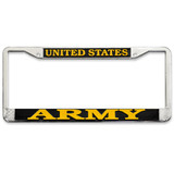 Officially Licensed U.S. Army Plate Frame