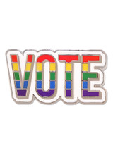 Pride Vote Pin
