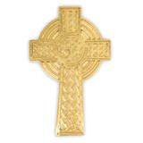 Christian High Cross Pin