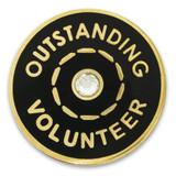 Outstanding Volunteer Pin