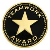Teamwork Award Pin