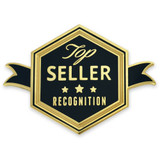 Top Seller Pin