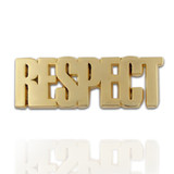 Respect Lapel Pin