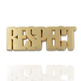 Respect Lapel Pin