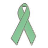 Light Green Ribbon Pin
