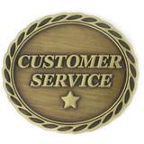 Customer Service Star Pin