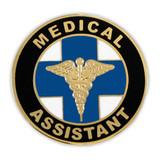 Medical Assistant Pin