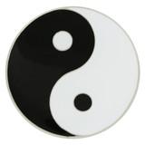 Taoism Yin Yang Enamel Pin