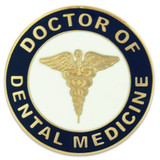 Doctor of Dental Medicine Pin