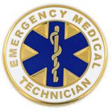 Emergency Medical Technician Pin
