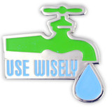 ECO Pin - Use Wisely