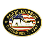Pearl Harbor Remembrance Pin