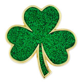 Shamrock Pin Magnetic Back