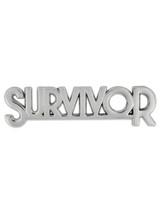 Survivor Pin