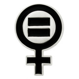 Women's Rights Pin